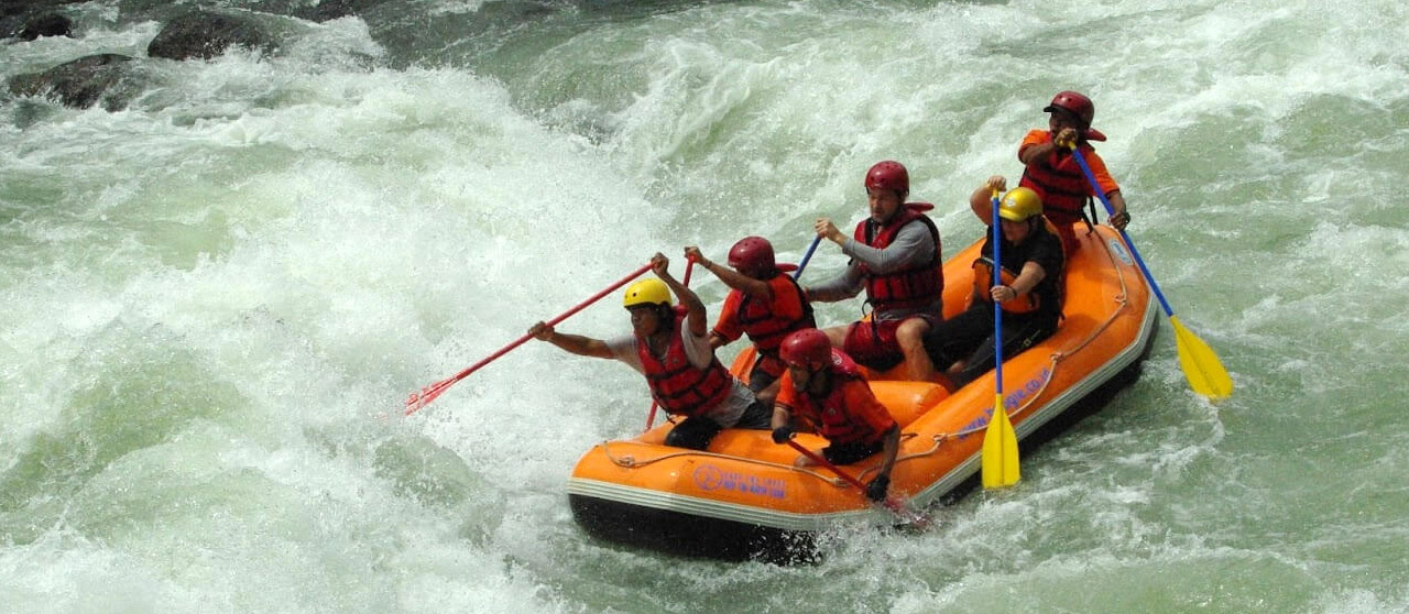 Rafting the Asahan River in North Sumatra Will Get Your Adrenaline Pumping
